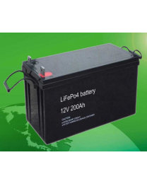 12V 200Ah Deep Cycle Battery for UPS Power