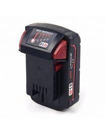 18v 2000mah lithium ion battery for Power Tool Battery