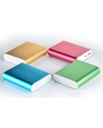 Cell phone power bank 10400mah USB Portable External Battery Charger