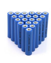 high quality rechargeable battery 3.7V 10440 320mAh recharge battery