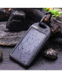 Universal Solar Charger Portable Solar Power bank 5000mah